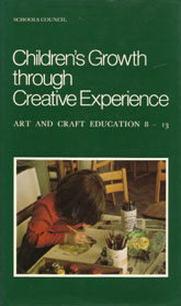 Book - Children's Growth Through Creative Experience